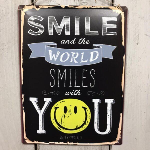 inspirational wall plaque