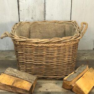 square log basket