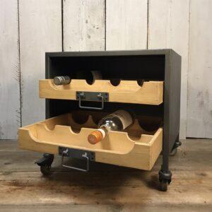 wine bottle cabinet rack