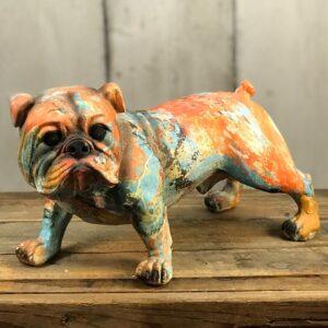 bulldog decoration