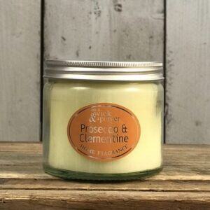 Prosecco & Clementine Scented Candle