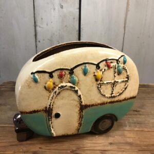 ceramic caravan