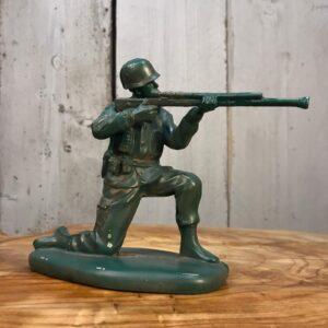 retro toy soldier ornament