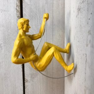 abseiling wall decoration