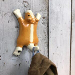 dog coat hook