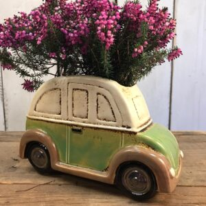ceramic car planter