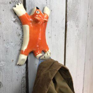 Fox Coat Hook