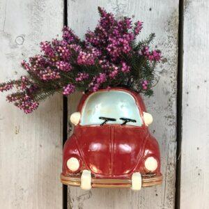 Car Plant Pot