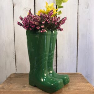 Wellington Boot Plant Pot