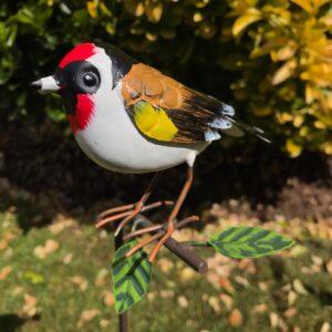 Metal Goldfinch