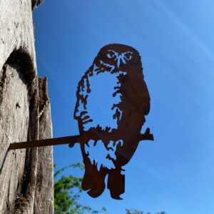 Owl Garden Decoration
