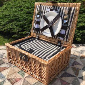 2 person picnic basket